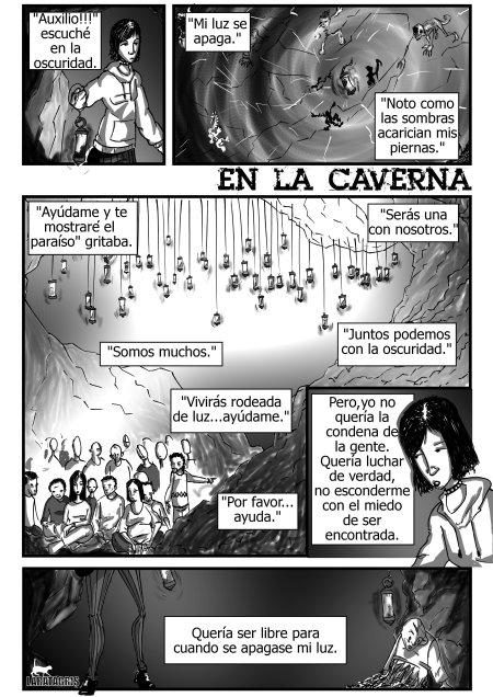 En la caverna