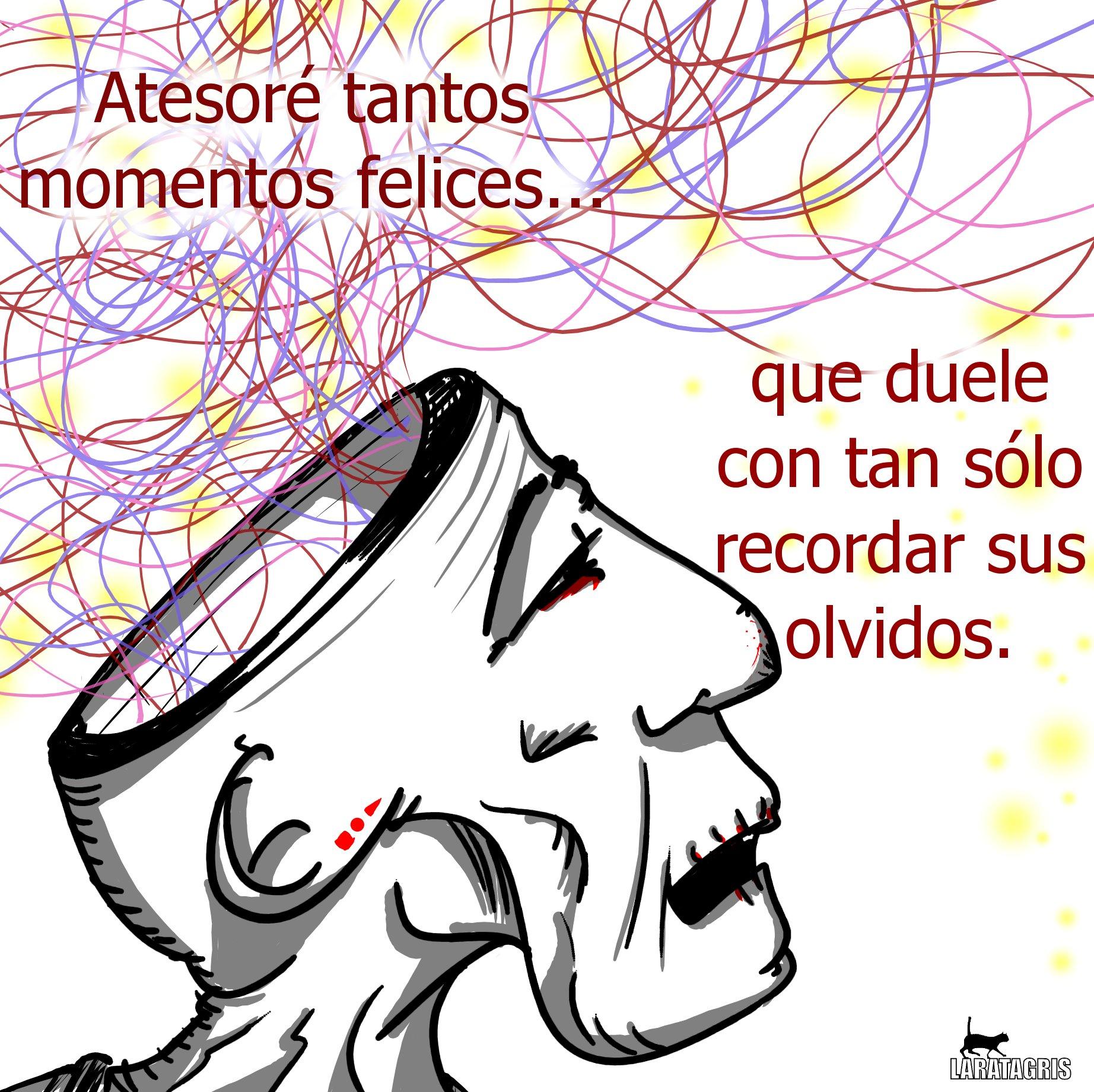 Recordar el olvido