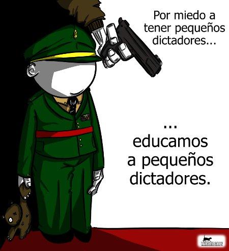 pequeños dictadores