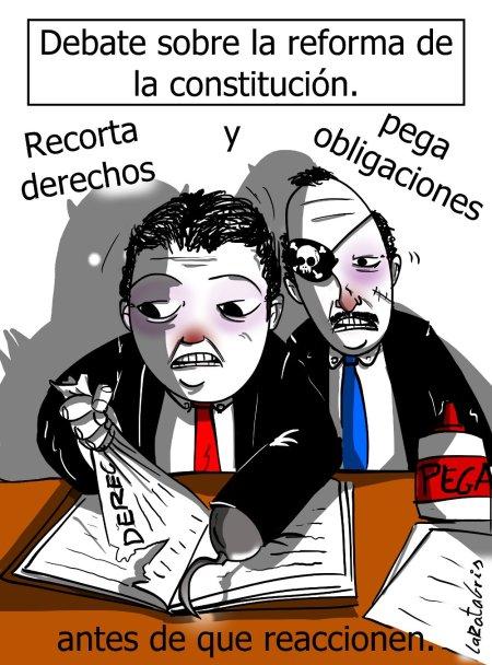 manualidades constitucionales
