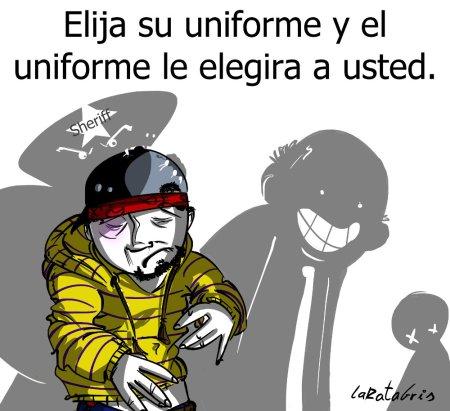 uniformes radicales