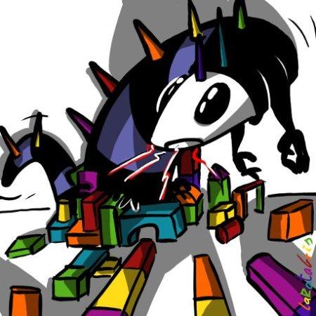 lirili y la ciudad de los bloques