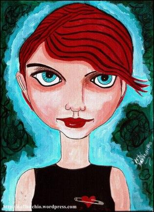 ilustración de Maria Jose Daffunchio.