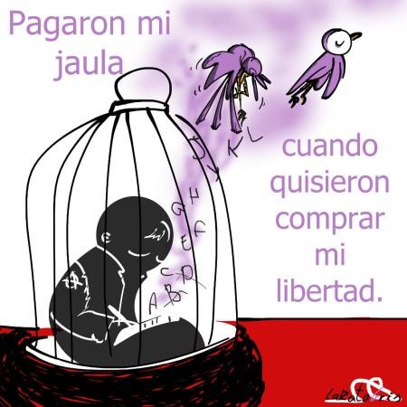 Libertad atrapada