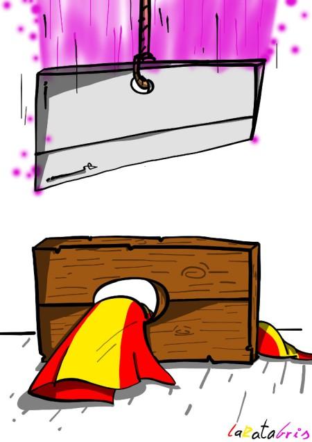 guillotina y república
