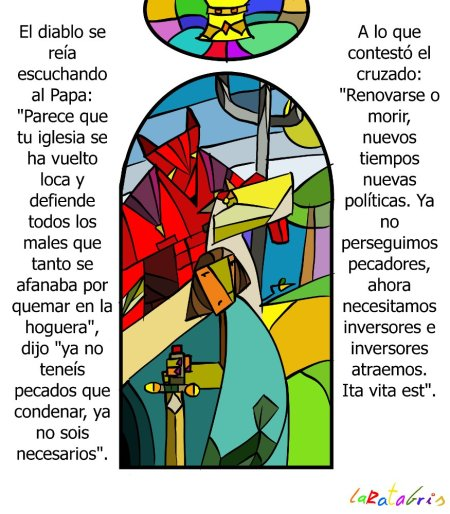 La iglesia moderna