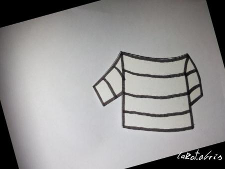 la camiseta del pirata Malapata