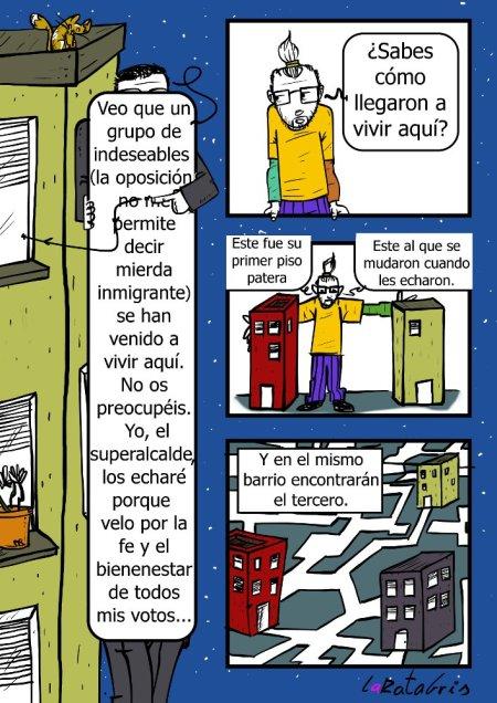 Barrio conflictivo 3