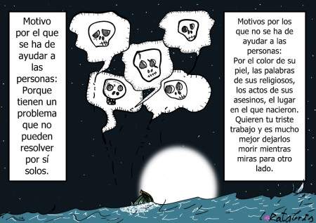 Argumentos para los muertos