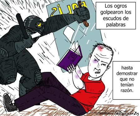 Defender la eduación en Oaxaca