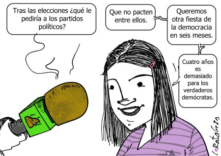 Democracia participativa ya
