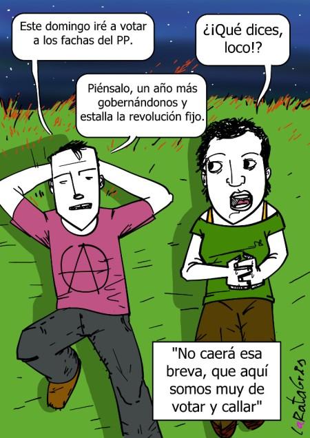 El voto revolucionario