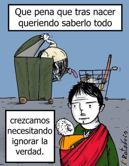 Ignorantes consentidos