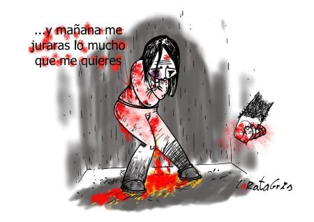 Amor violento