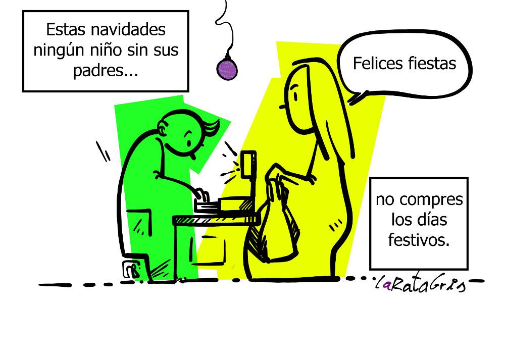 Reivindicación navideña