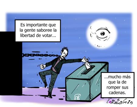 Ejerza su voto